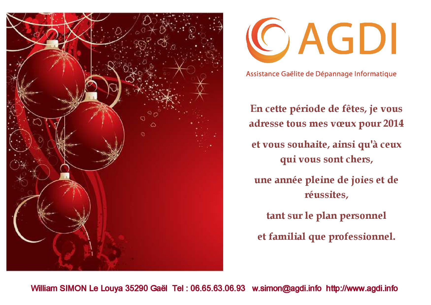 AGDI 2014