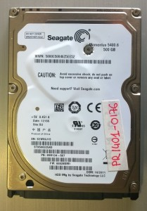 Seagate ST9500325AS Momentus 5400.6 500GB
